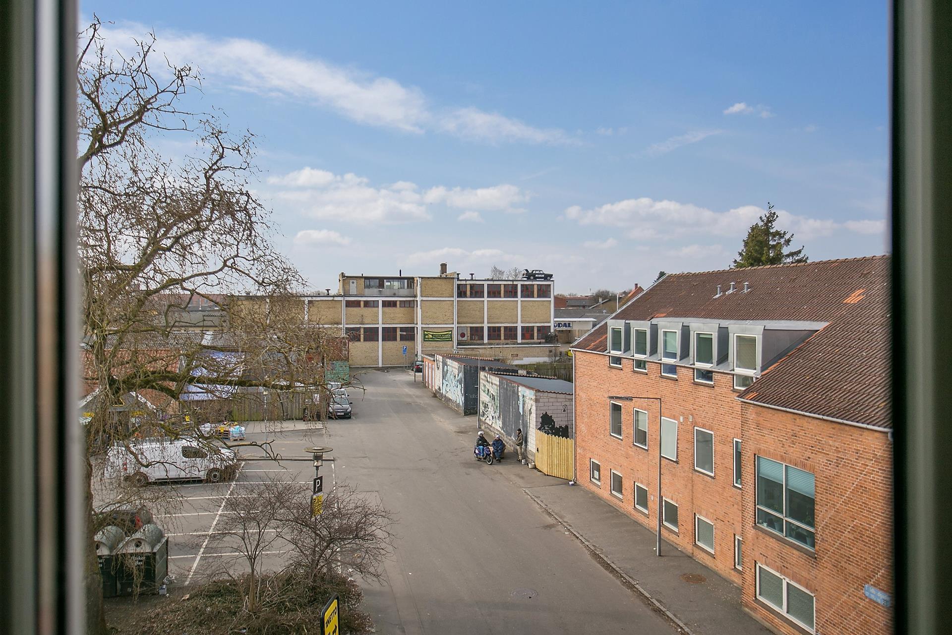 Boligudlejning på Toldbodgade i Næstved - Udsigt