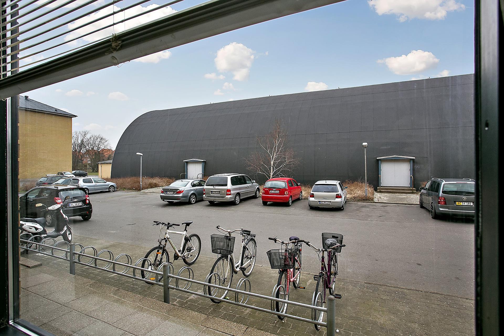 Boligudlejning på Skoleparken i Vordingborg - Parkering