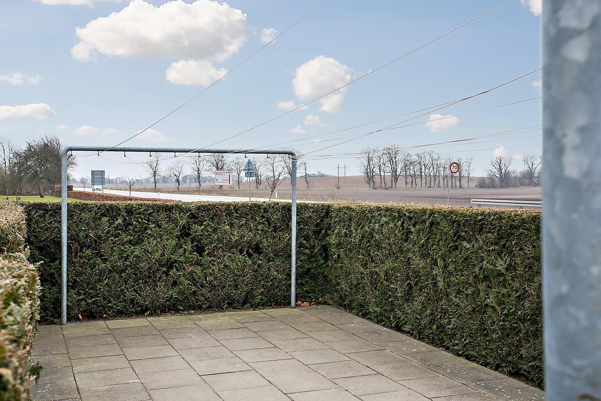 Boligudlejning på Skoleparken i Vordingborg - Udendørsareal