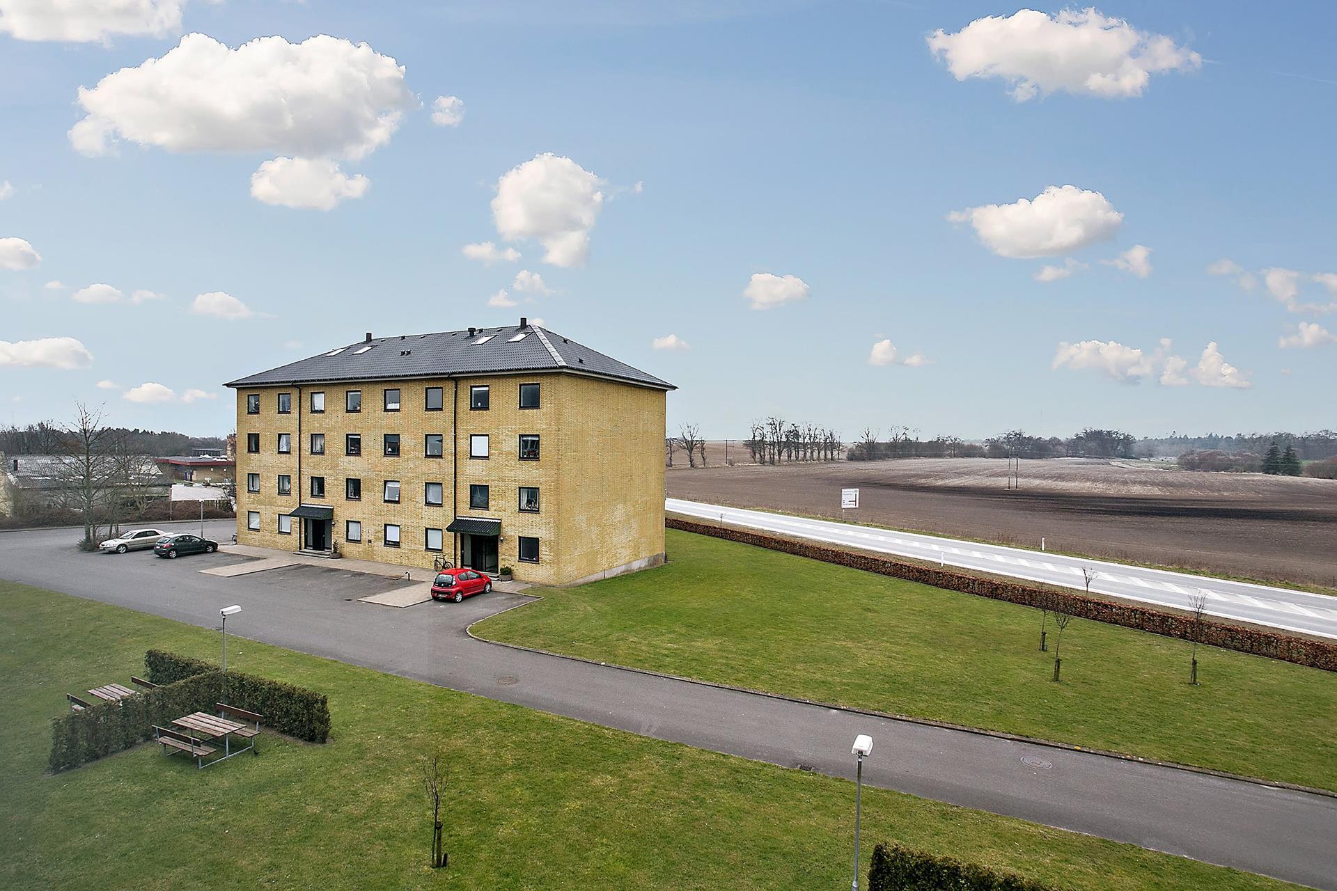 Boligudlejning på Skoleparken i Vordingborg - Ejendommen