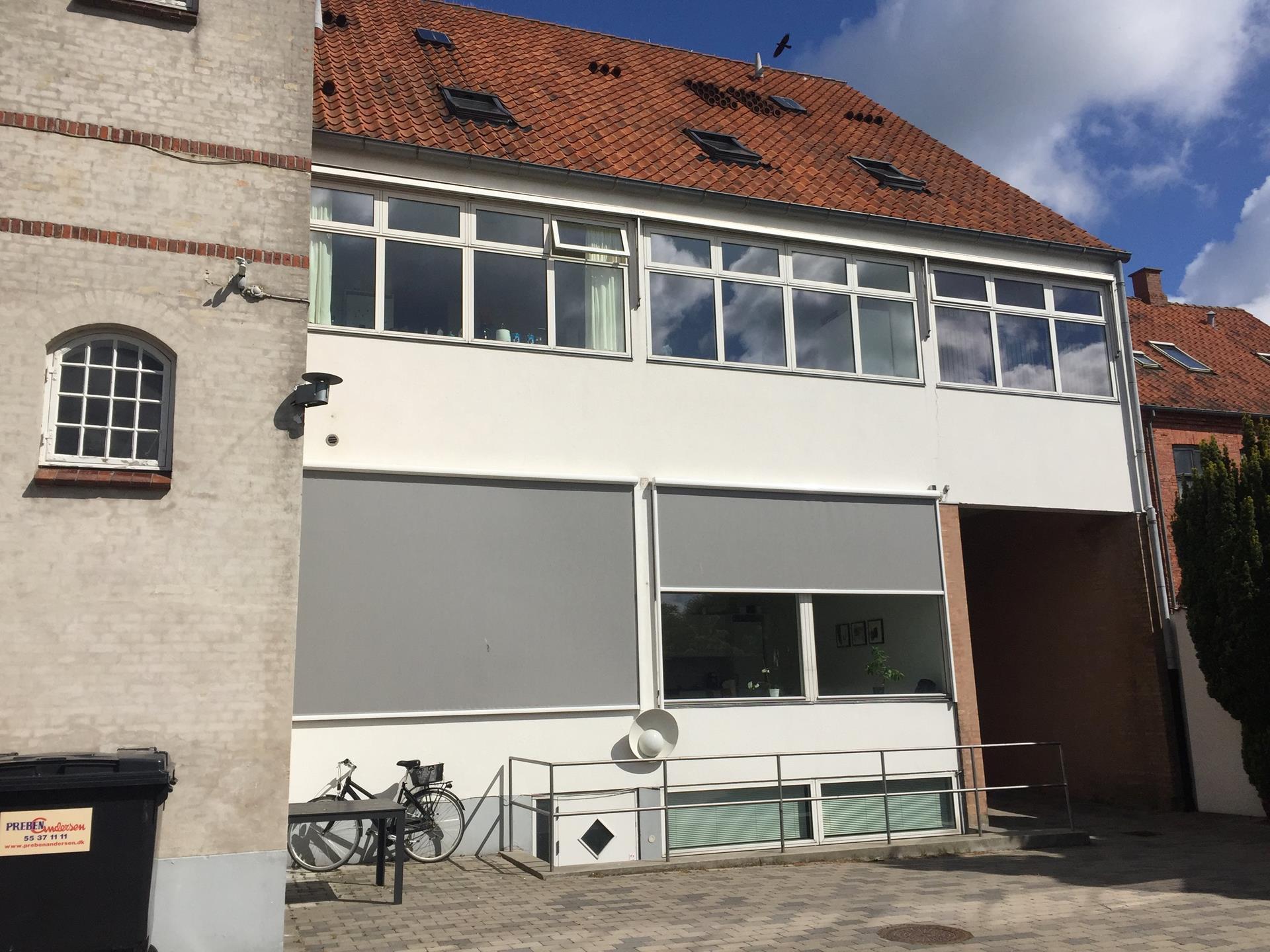 Bolig/erhverv på Adelgade i Præstø - Ejendommen
