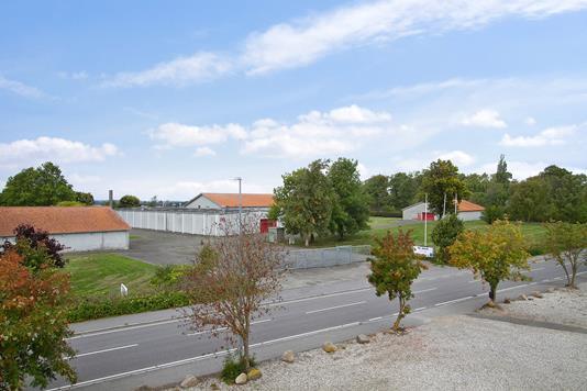 Produktion/lager på Bandholmvej i Torrig L - Ejendommen