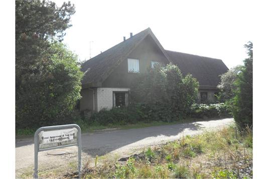 Produktion/lager på Islandsgade i Haslev - Ejendommen