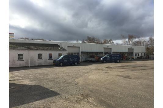 Produktion/lager på Værkstedsvej i Præstø - Ejendommen
