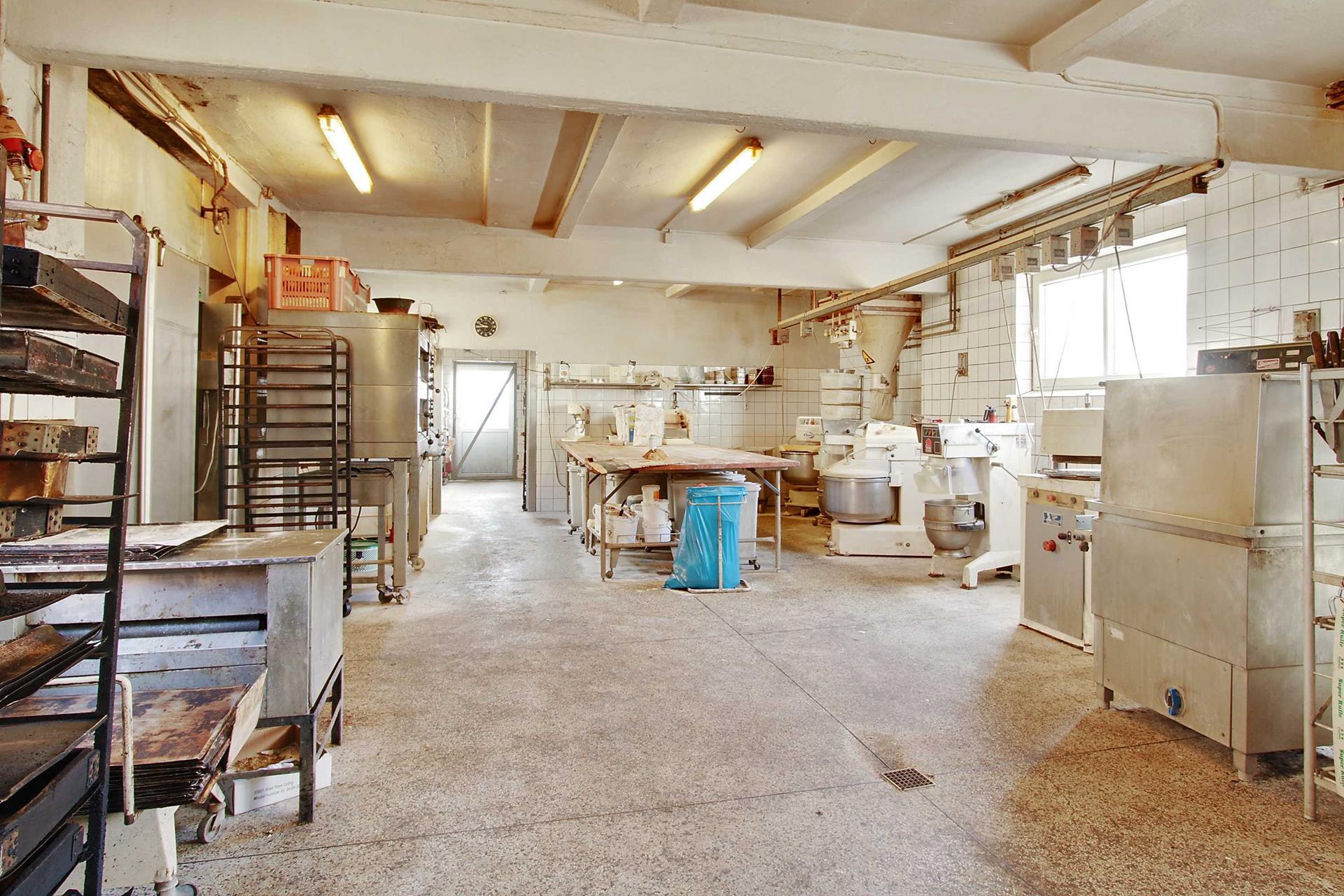 Bolig/erhverv på Storegade i Stege - Produktionslokale
