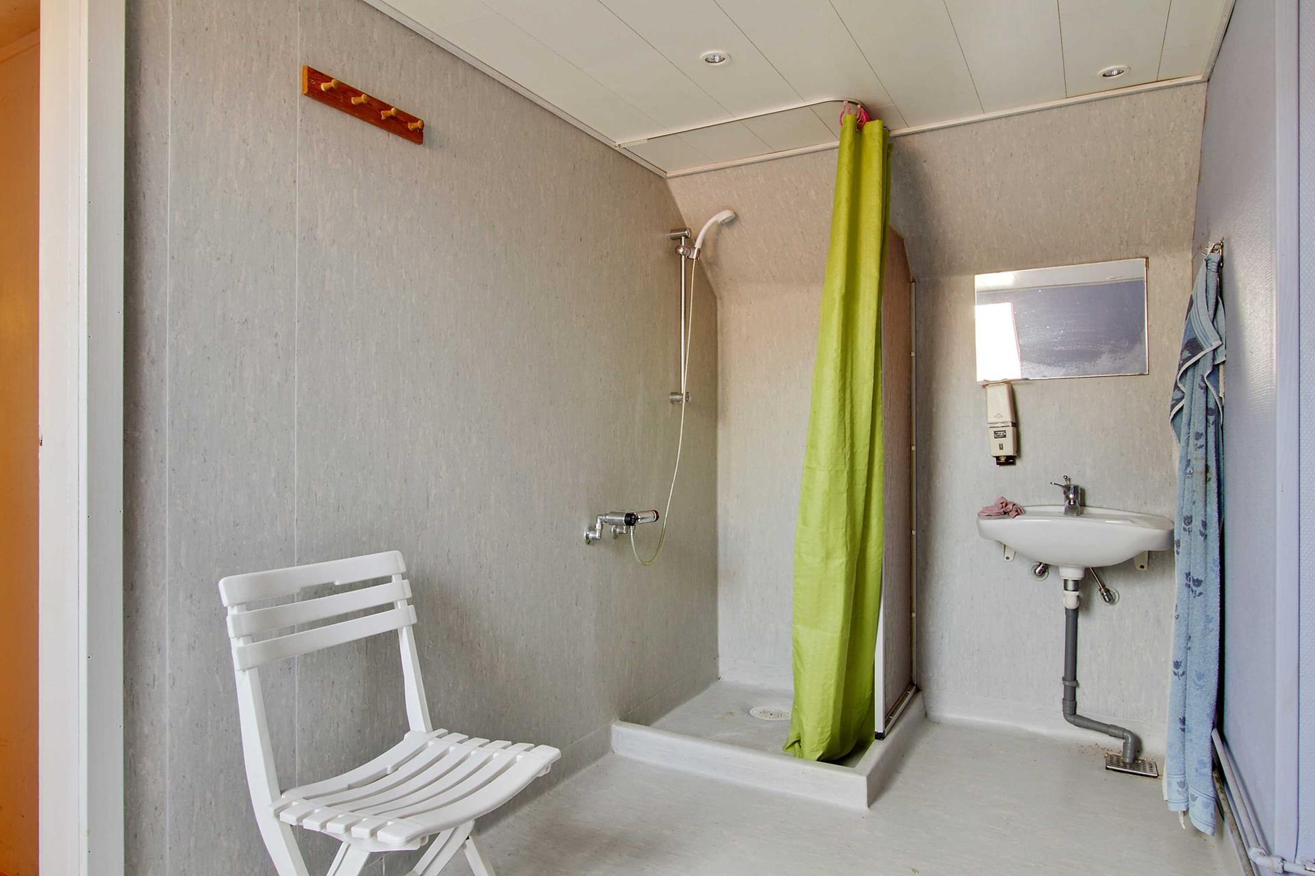 Bolig/erhverv på Storegade i Stege - Badeværelse