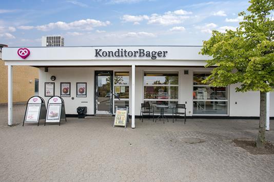 Restauration på Byagervej i Fuglebjerg - Butik