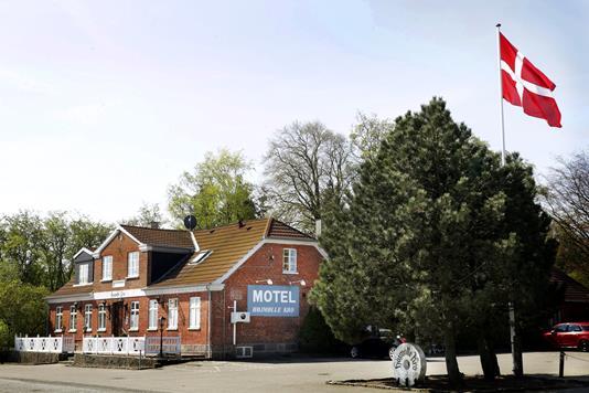 Restauration på Nykøbingvej i Eskilstrup - Ejendommen