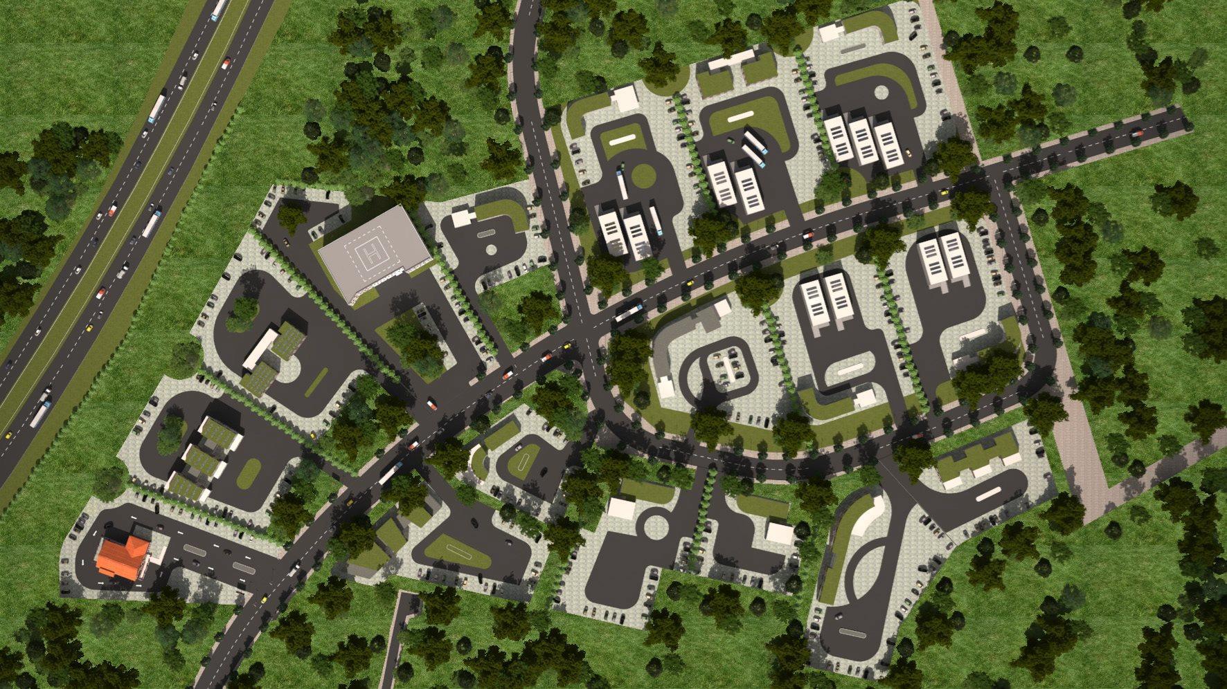 Erhvervsgrund på Gl. Næstvedvej i Rønnede - Grund