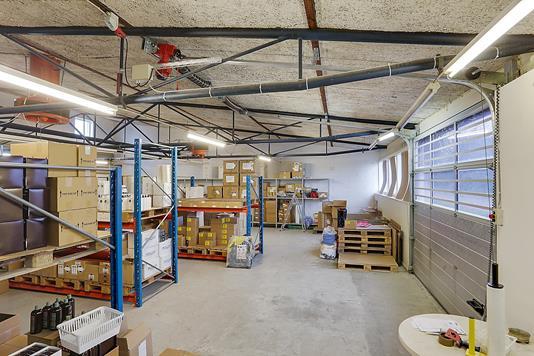 Produktion/lager på Brydegårdsvej i Vordingborg - Lager
