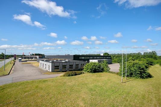 Produktion/lager på Industriparken i Vojens - Andet