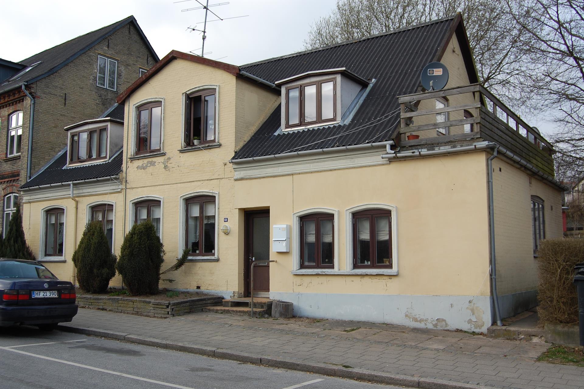 Boligudlejning på Vestergade i Haderslev - Andet