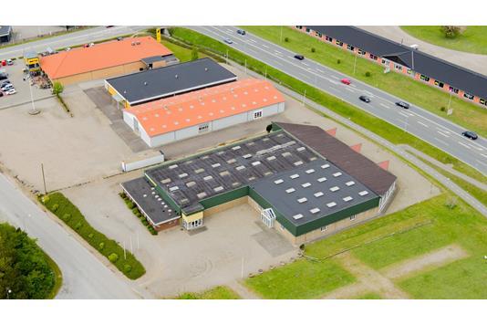 Projektejendom på Skånevej i Rødekro - Andet