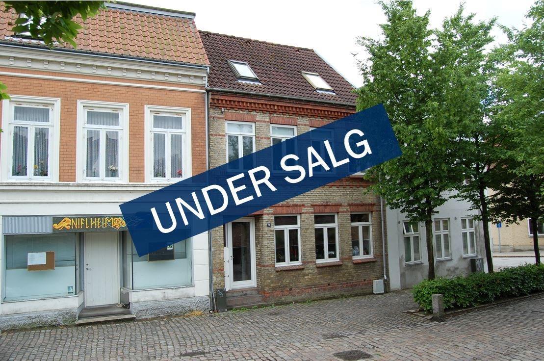Boligudlejning på Slagtergade i Haderslev - Andet