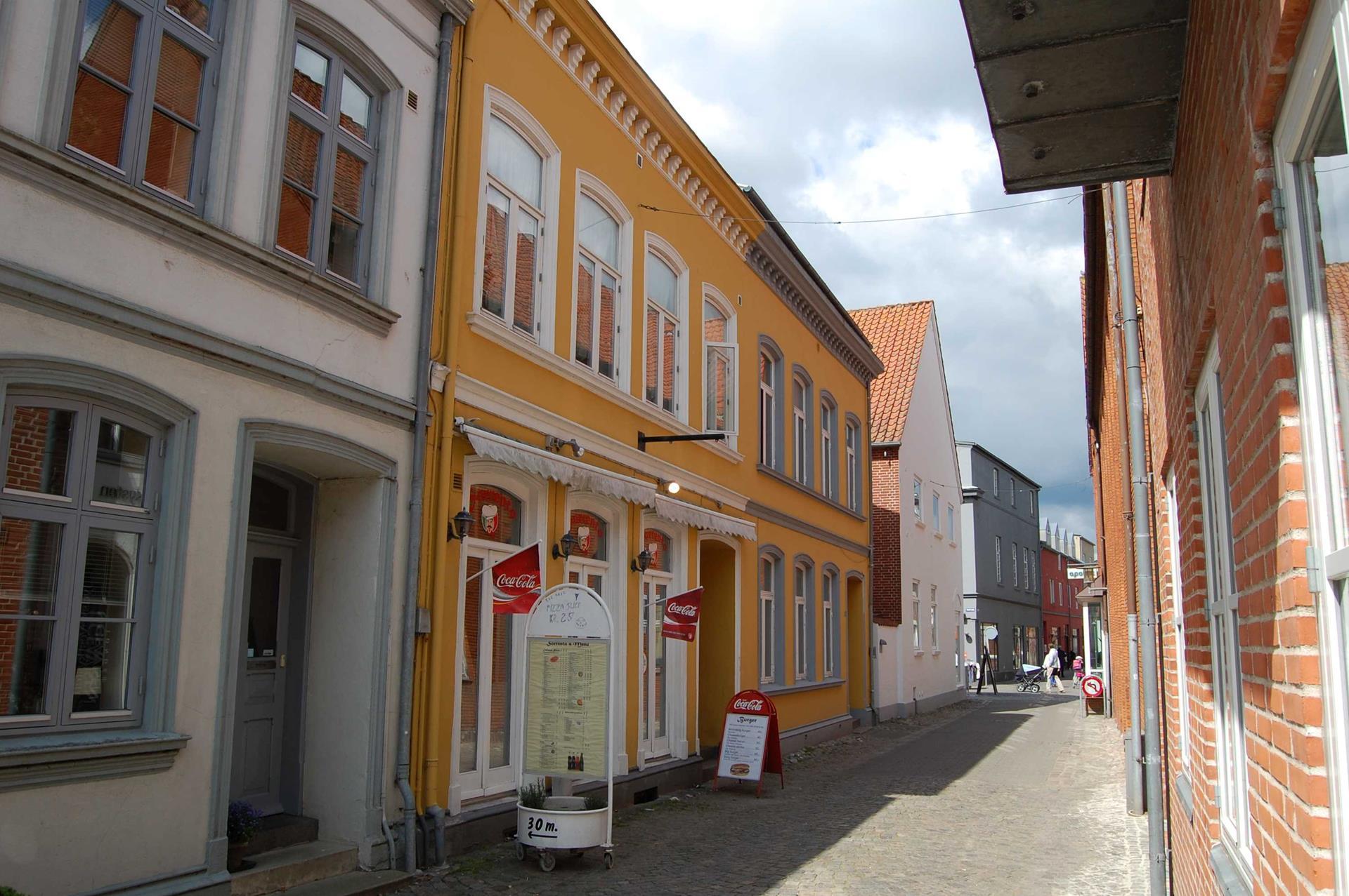 Bolig/erhverv på Lillegade i Tønder - Andet