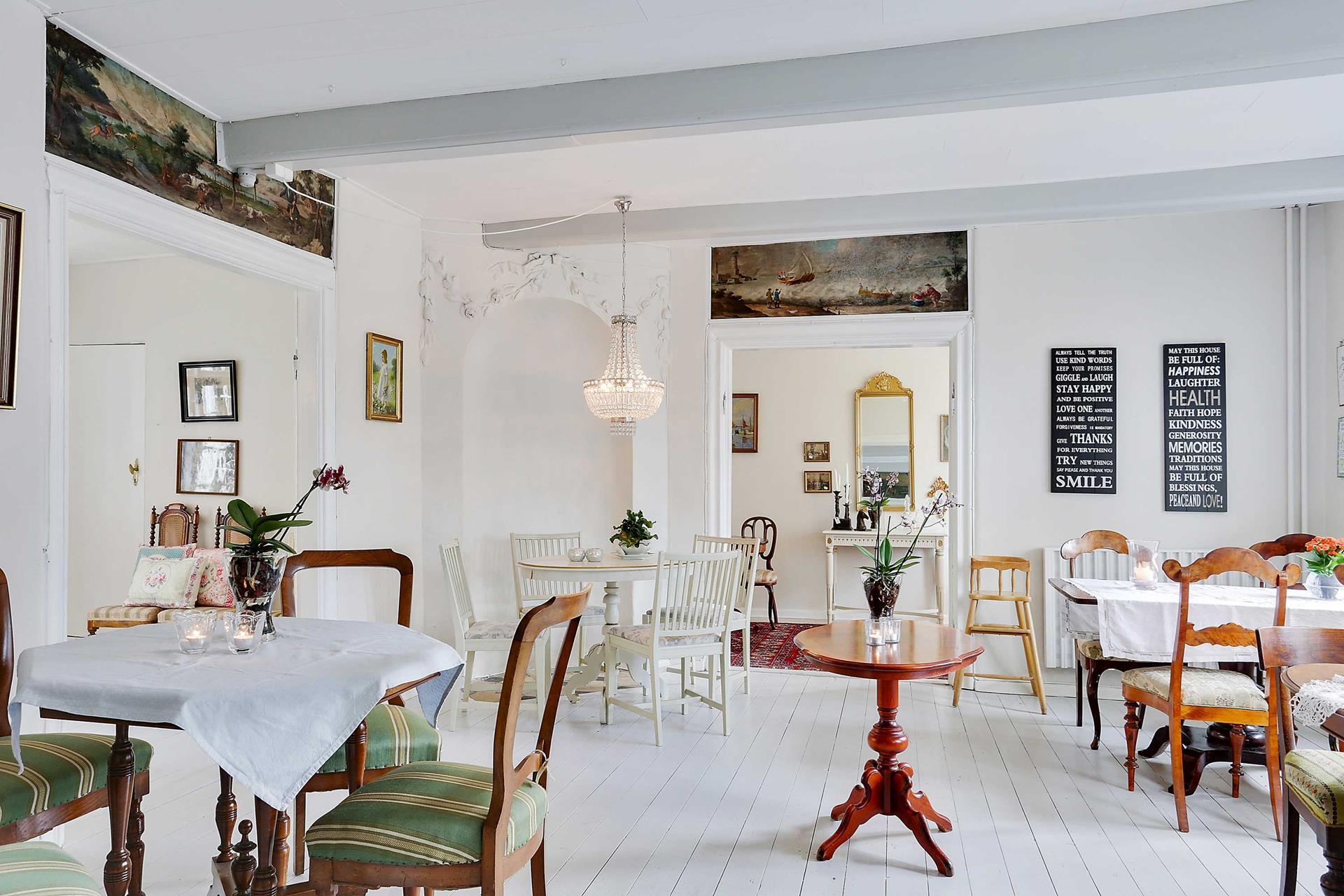 Bolig/erhverv på Slotsgaden i Tønder - Café