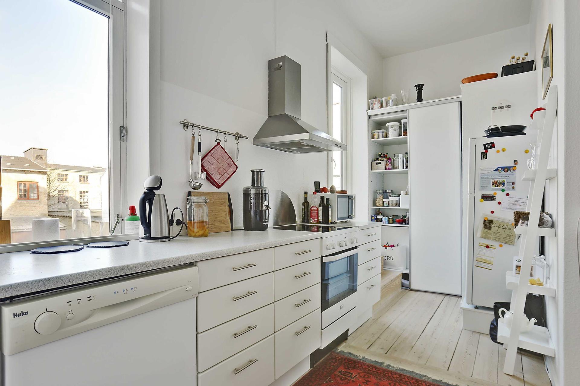 Boligudlejning på Bispegade i Haderslev - Køkken