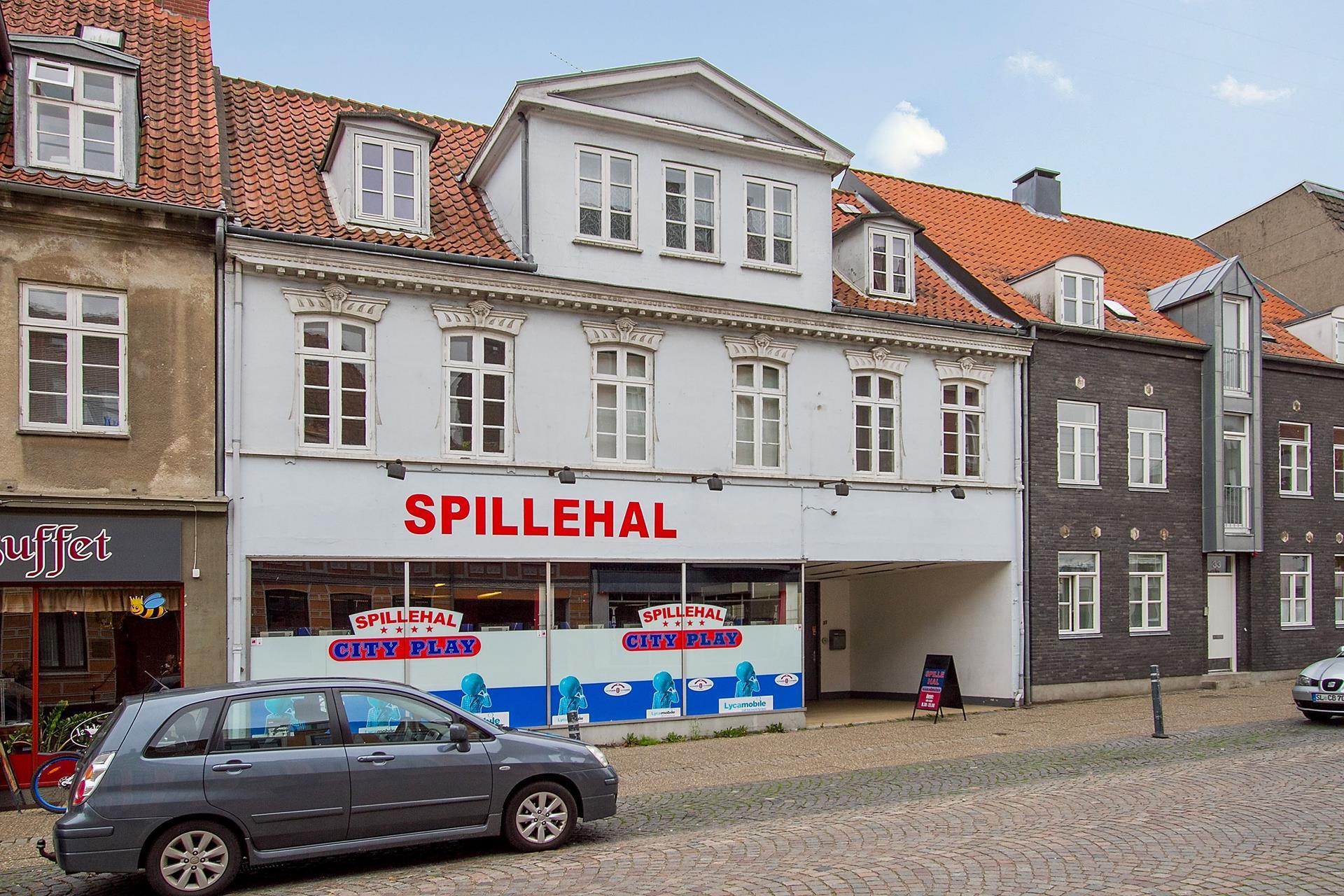 Boligudlejning på Nørregade i Haderslev - Andet