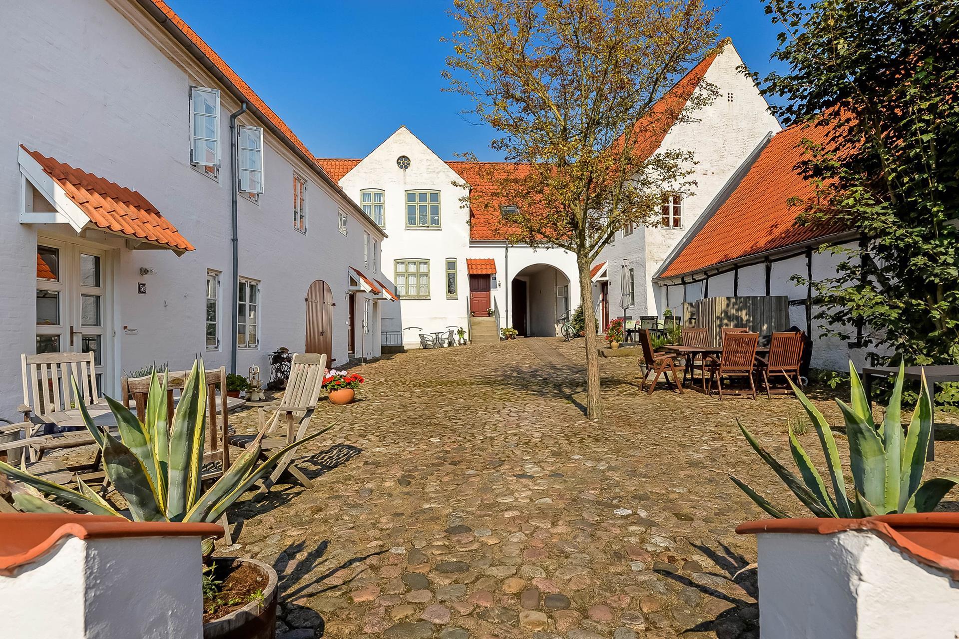 Boligudlejning på Klosteret i Haderslev - Andet