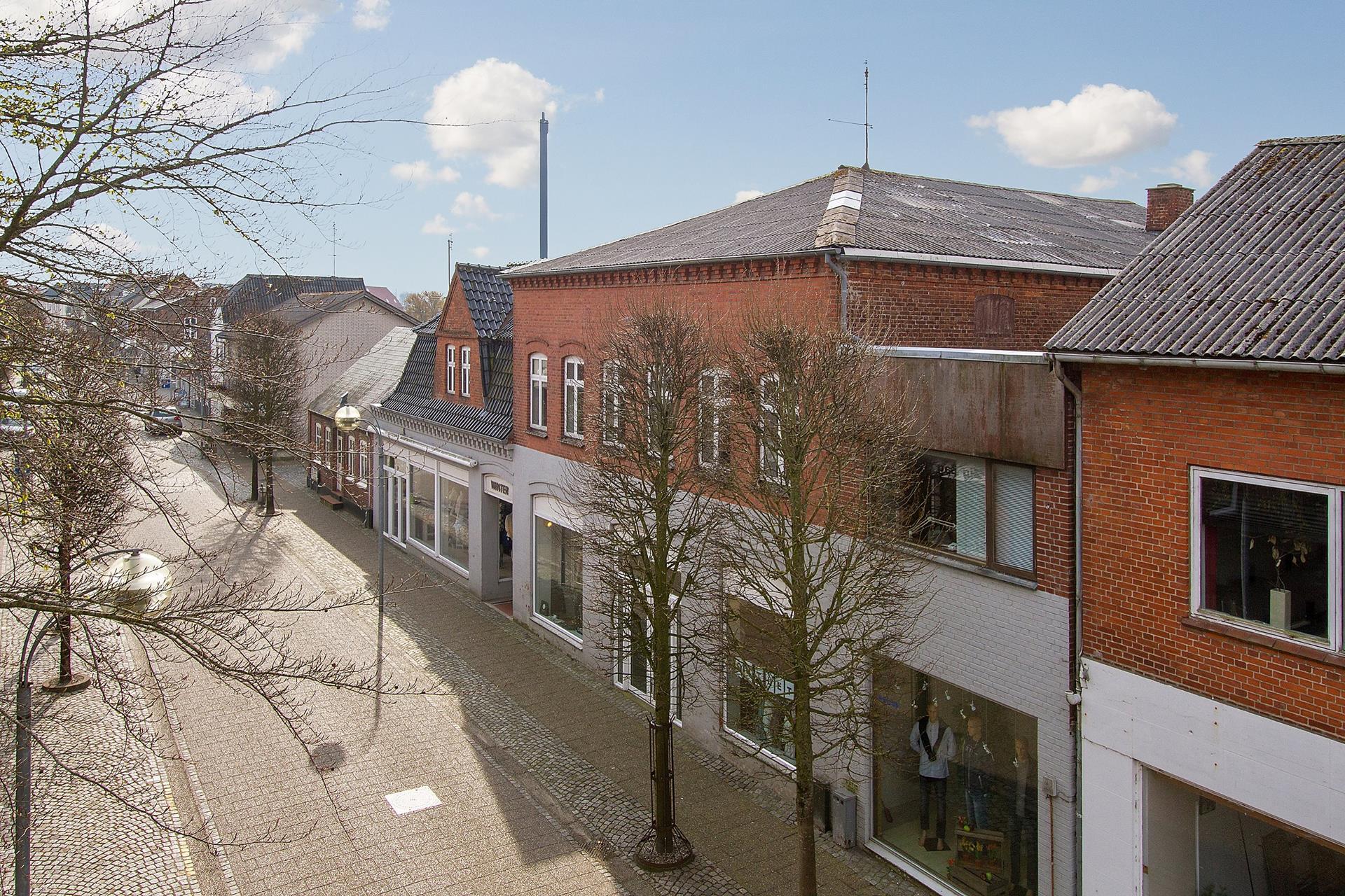 Boligudlejning på Storegade i Skærbæk - Ejendommen