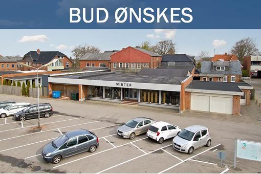 Bolig/erhverv på Storegade i Skærbæk - Andet