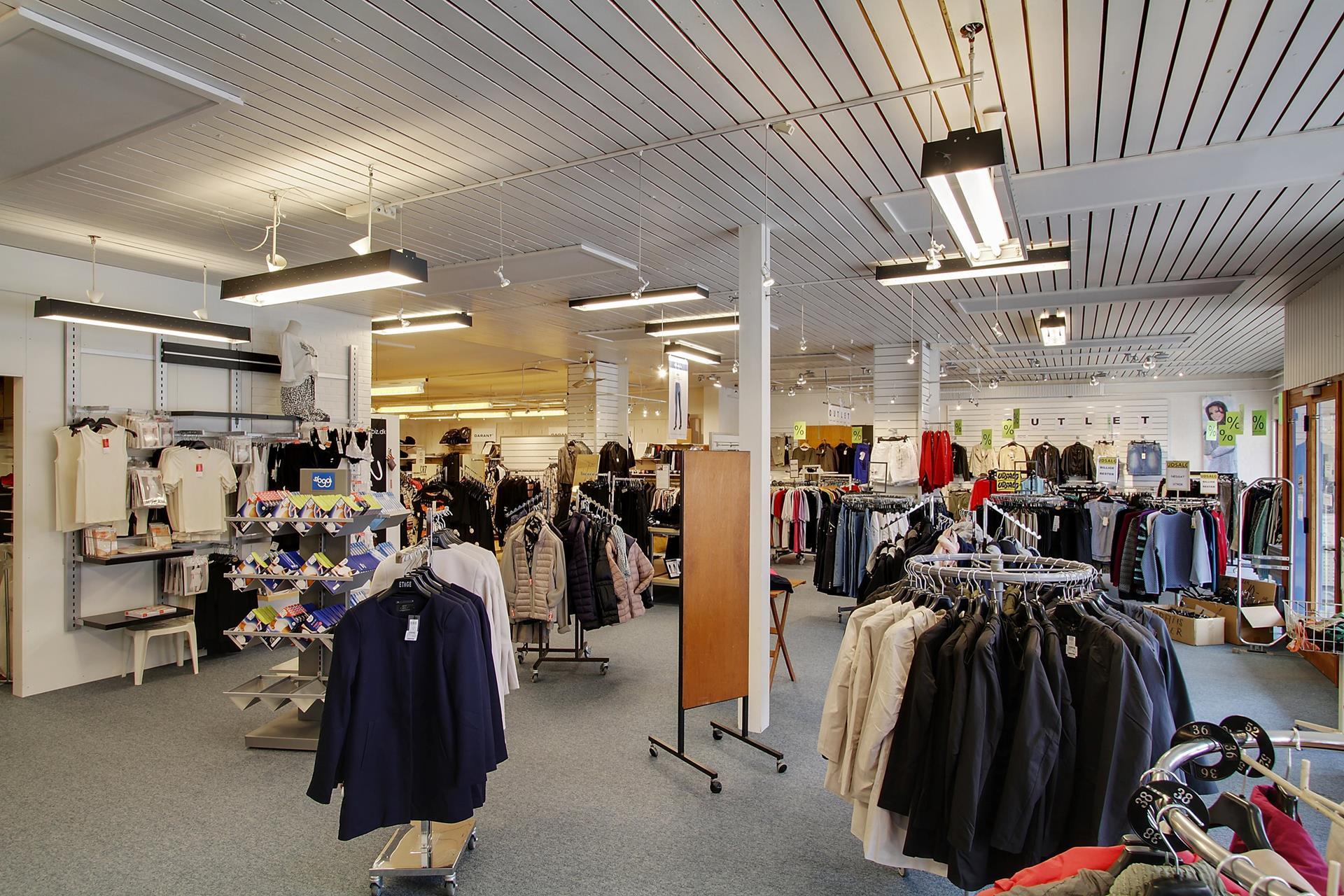 Bolig/erhverv på Storegade i Skærbæk - Forretning