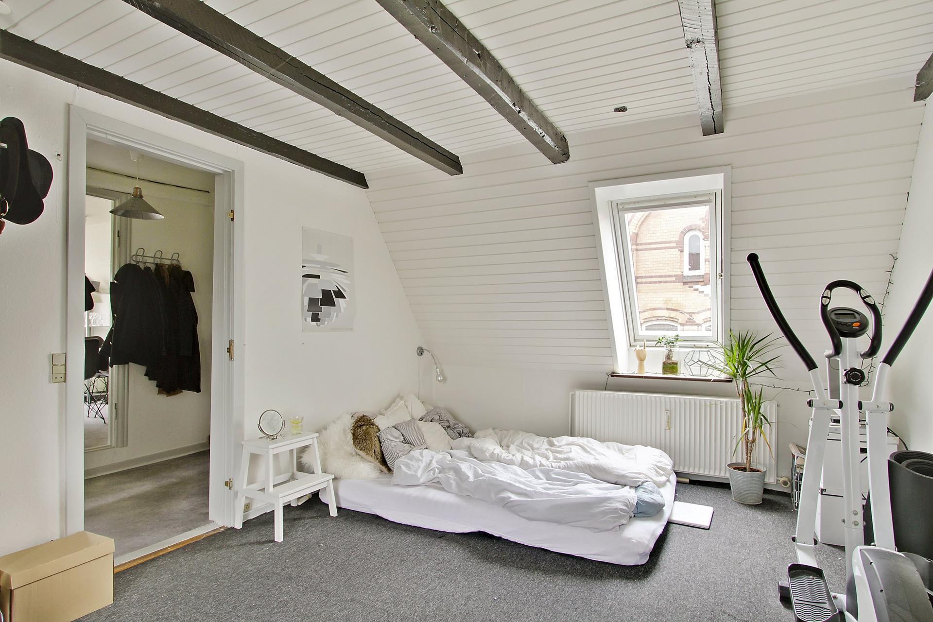 Bolig/erhverv på Bispegade i Haderslev - Soveværelse