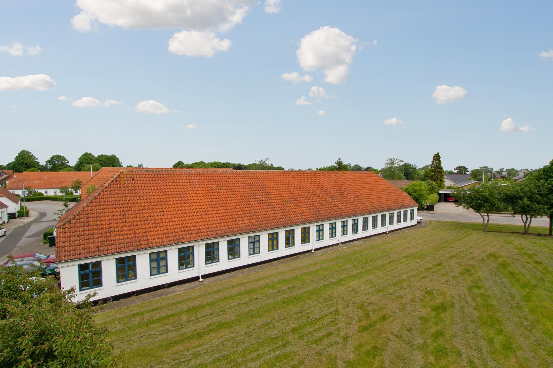 Boligudlejning på Søndergade i Løgumkloster - Ejendommen