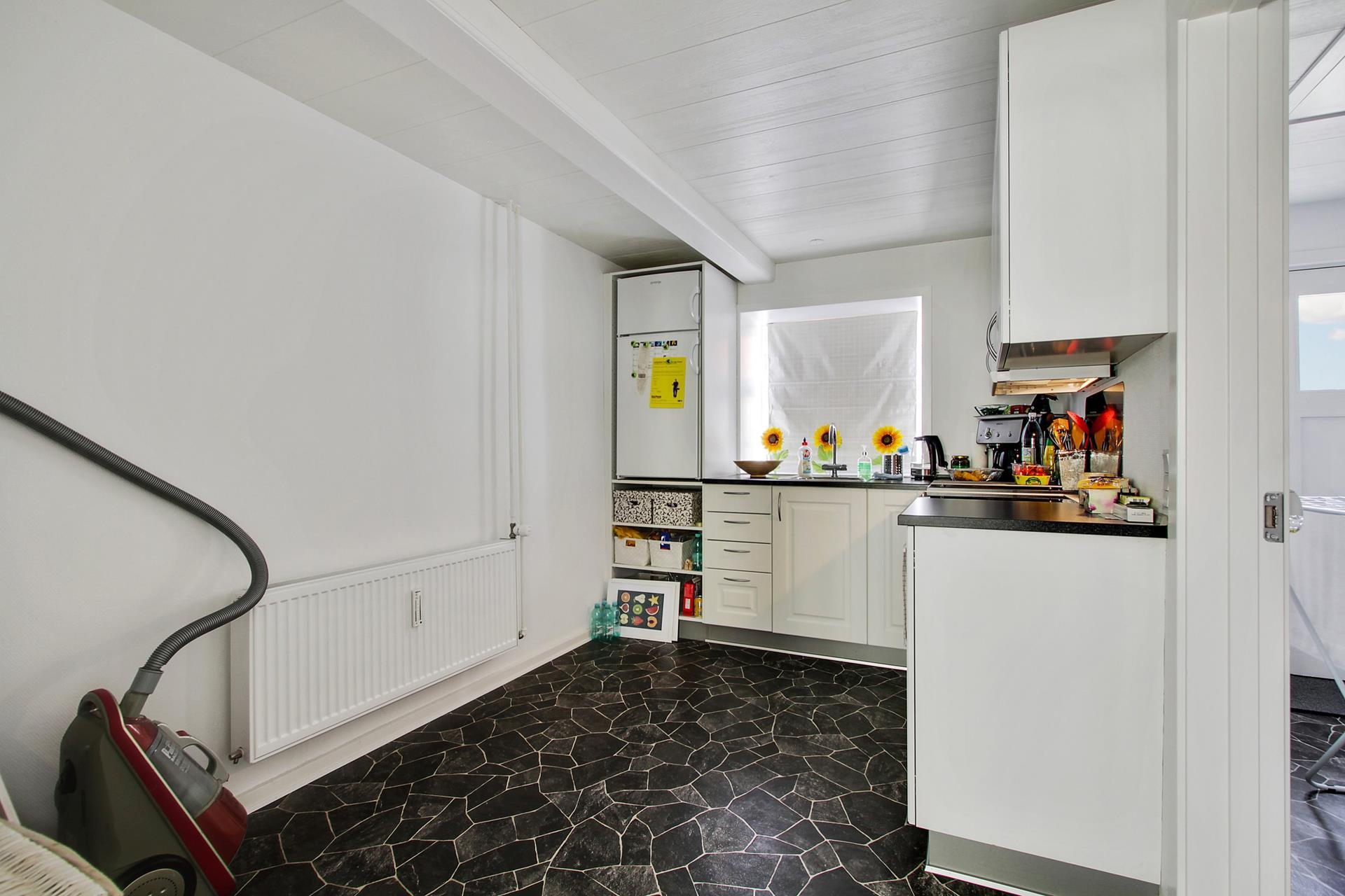 Boligudlejning på Søndergade i Løgumkloster - Køkken