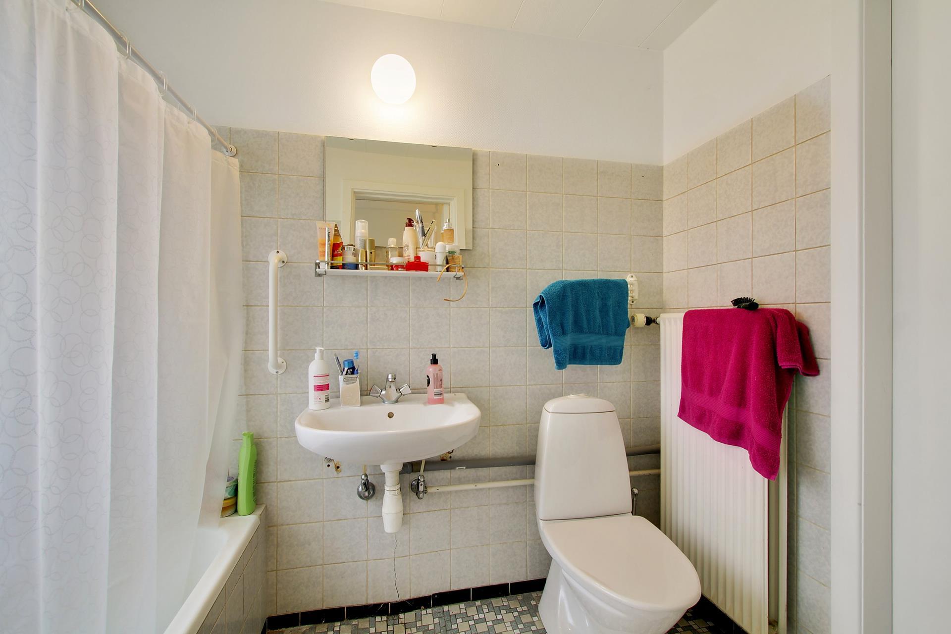 Boligudlejning på Søndergade i Løgumkloster - Toilet
