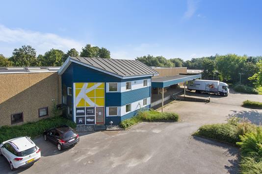 Produktion/lager på Egelund i Kruså - Andet