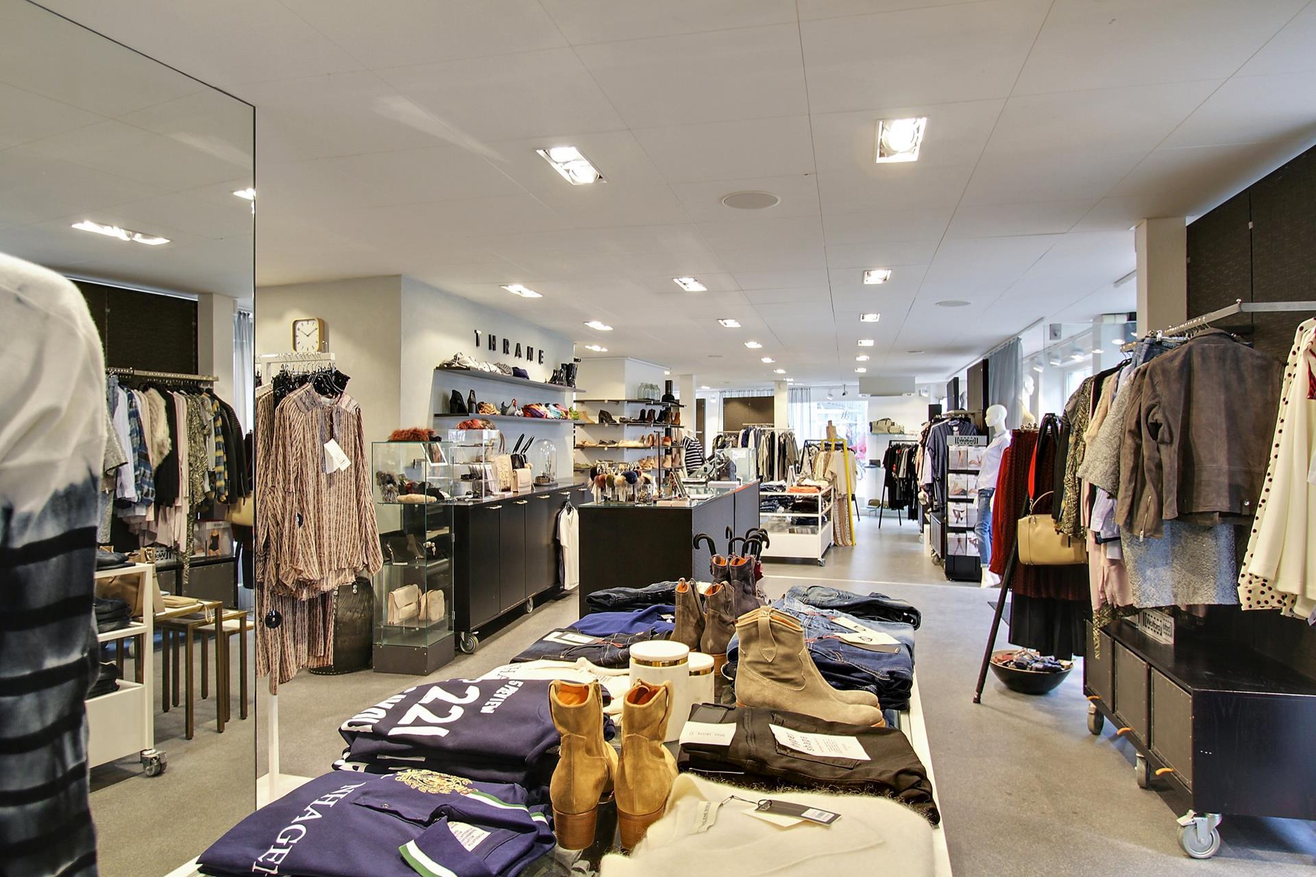 Boligudlejning på Storegade i Haderslev - Forretning