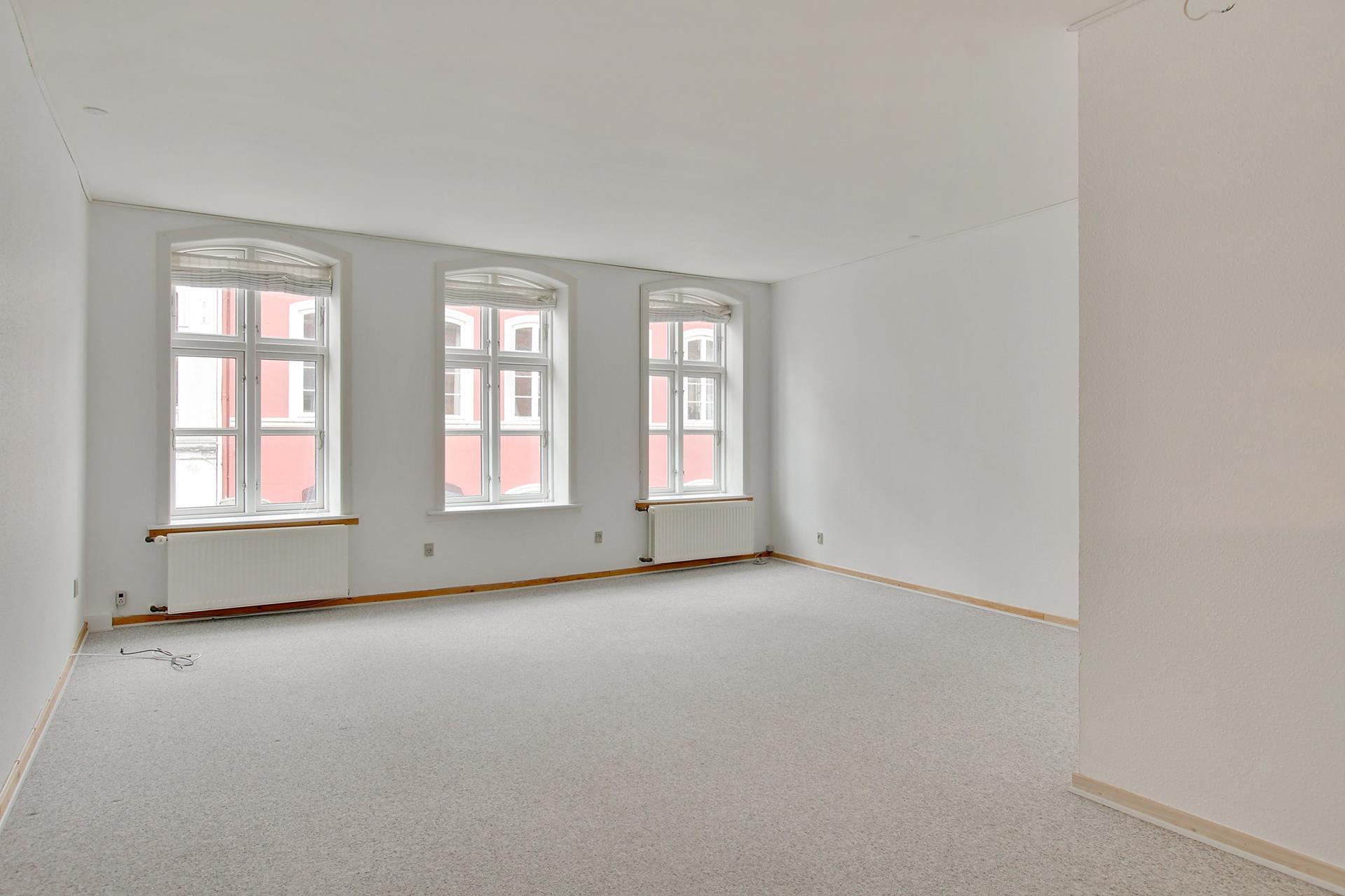 Bolig/erhverv på Storegade i Tønder - Stue