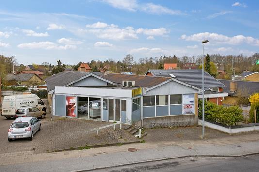 Projektejendom på Vilstrupvej i Haderslev - Ejendommen