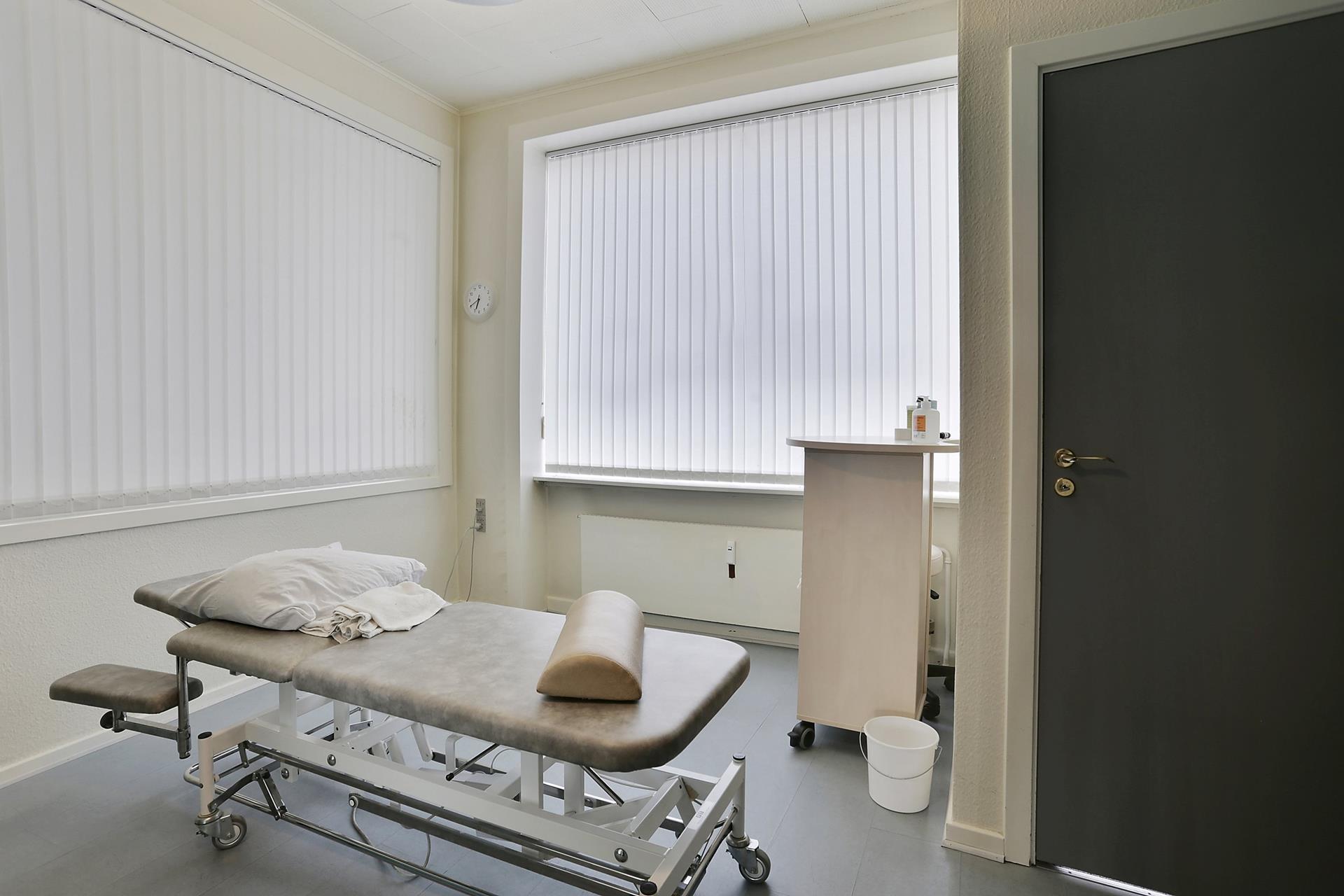 Bolig/erhverv på Nørregade i Haderslev - Klinik