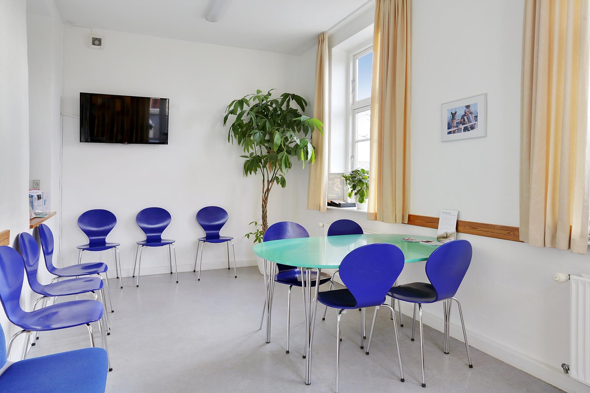 Bolig/erhverv på Nørregade i Haderslev - Møderum