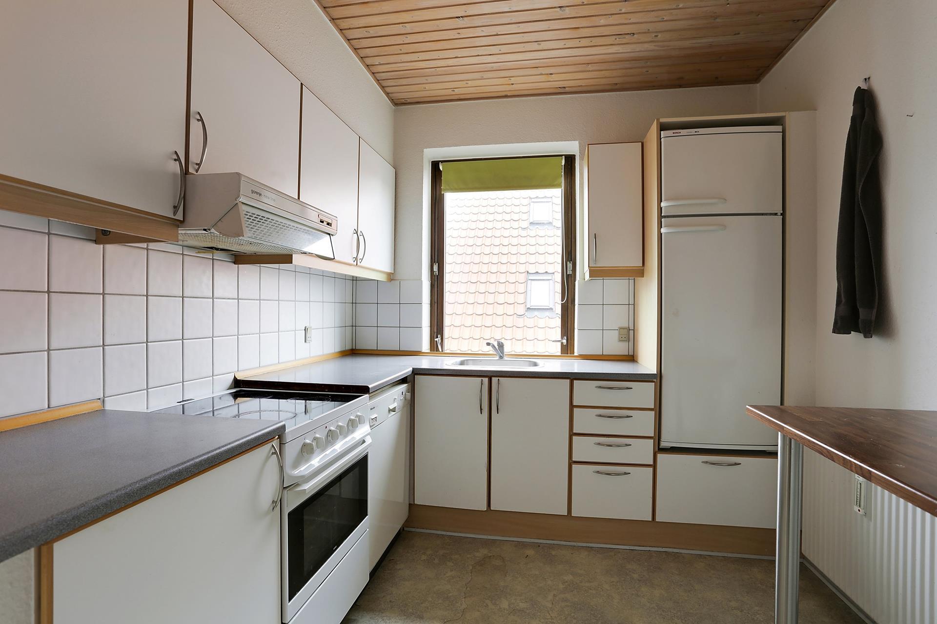 Boligudlejning på Olaf Ryes Vej i Haderslev - Køkken