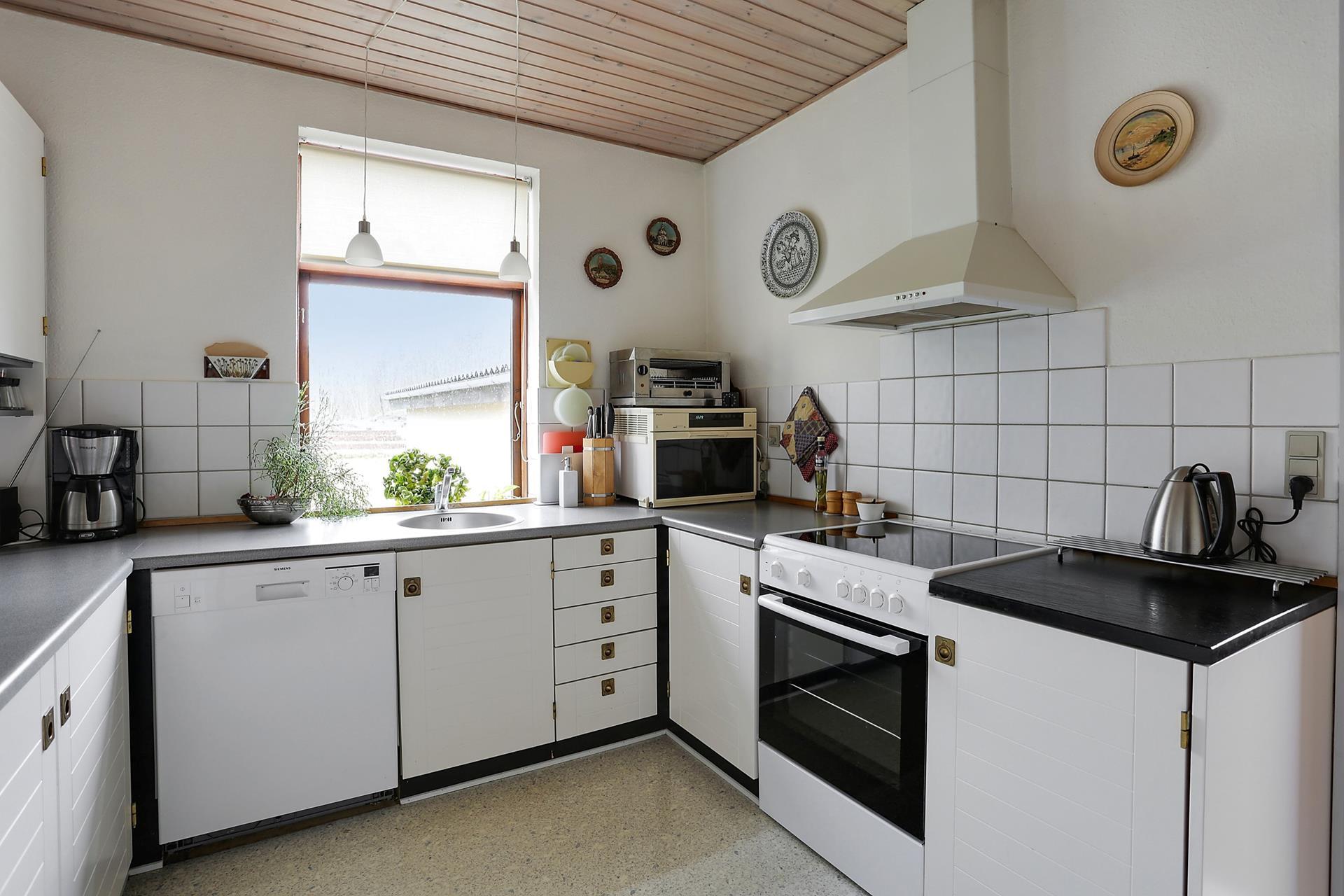 Boligudlejning på Moltrupvej i Haderslev - Køkken