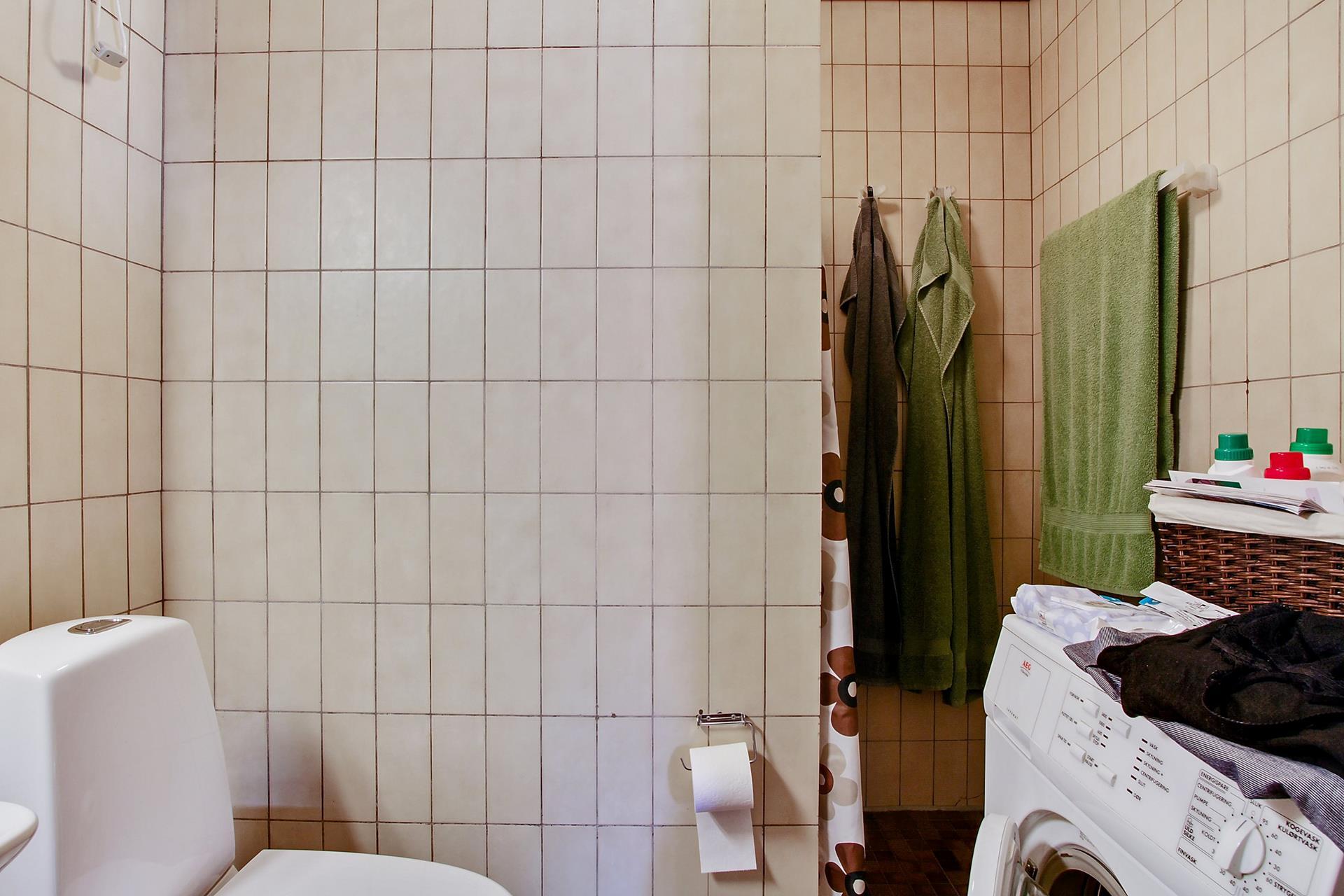 Boligudlejning på Storegade i Haderslev - Badeværelse