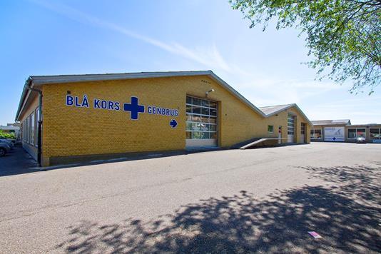 Produktion/lager på Tøndervej i Aabenraa - Ejendommen