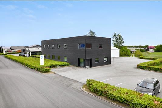 Produktion/lager på Fabriksvej i Vojens - Andet