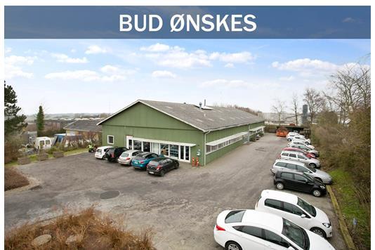 Kontor på Ole Rømers Vej i Haderslev - Andet