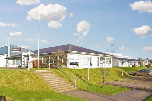 Produktion/lager på Norgesvej i Haderslev - Andet
