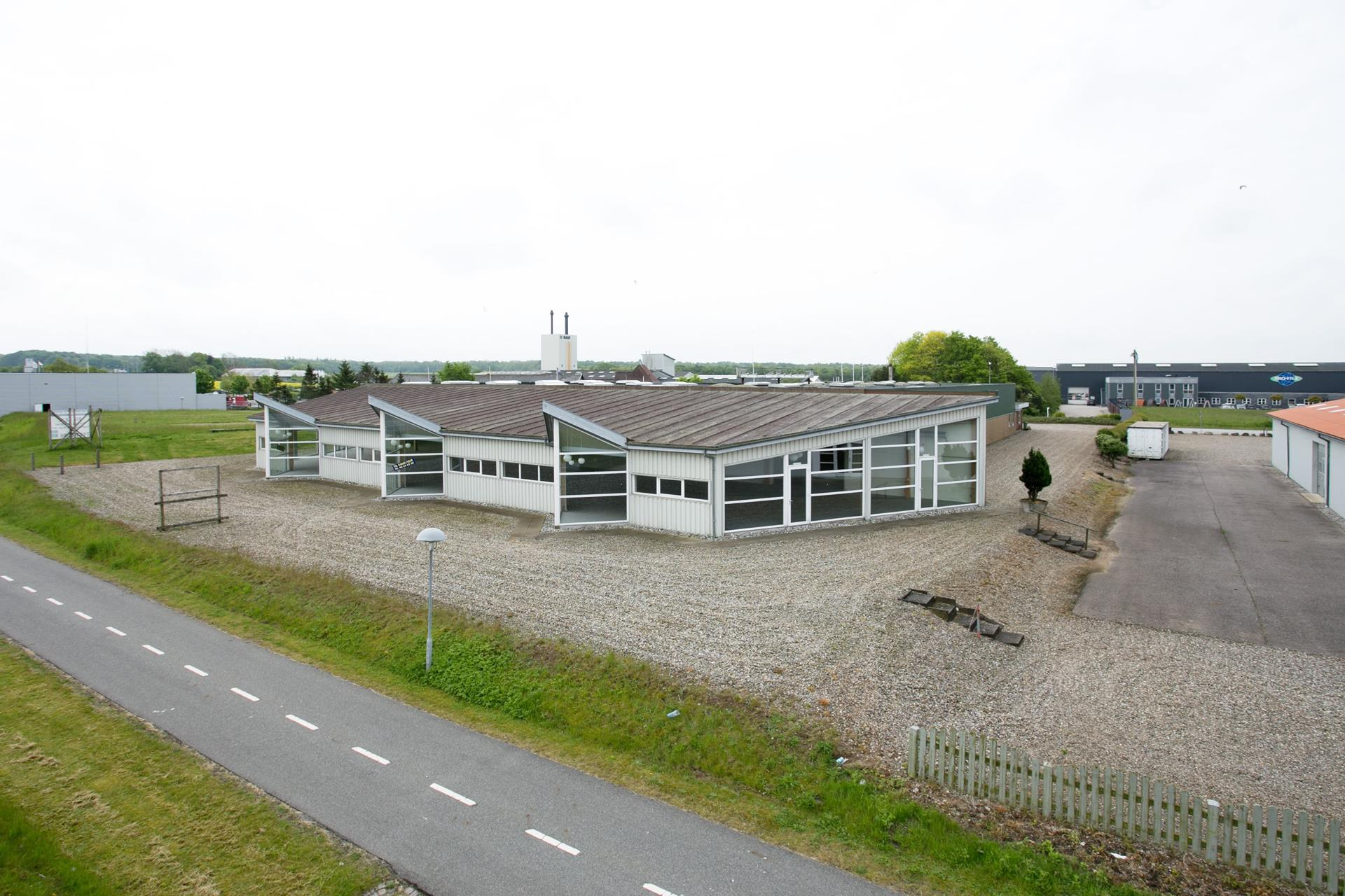 Detail på Skånevej i Rødekro - Andet