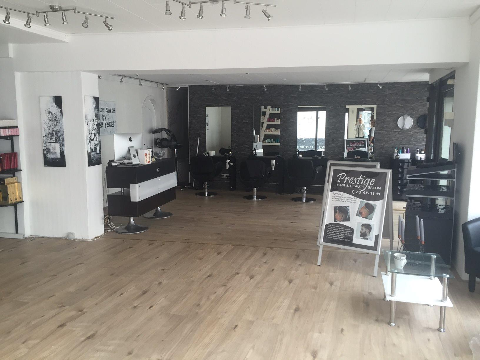 Bolig/erhverv på Perlegade i Sønderborg - Salon