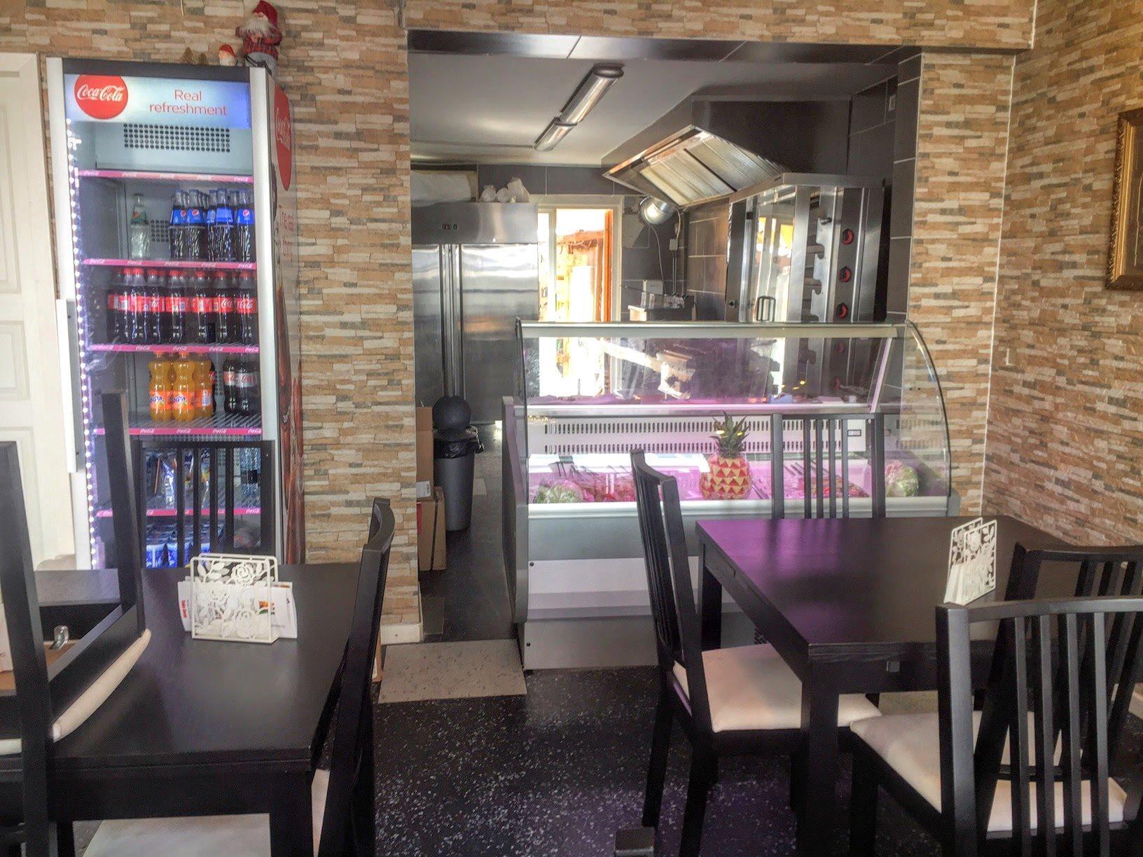 Bolig/erhverv på Perlegade i Sønderborg - Restaurant