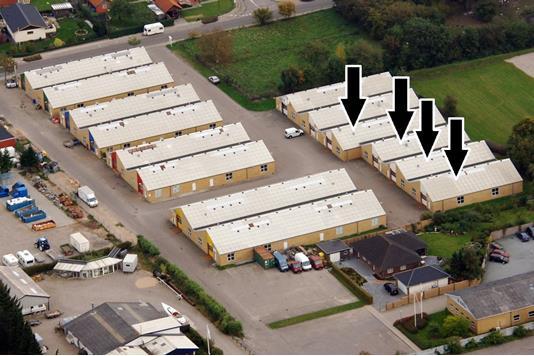 Produktion/lager på Agtoftsvej i Sønderborg - Andet