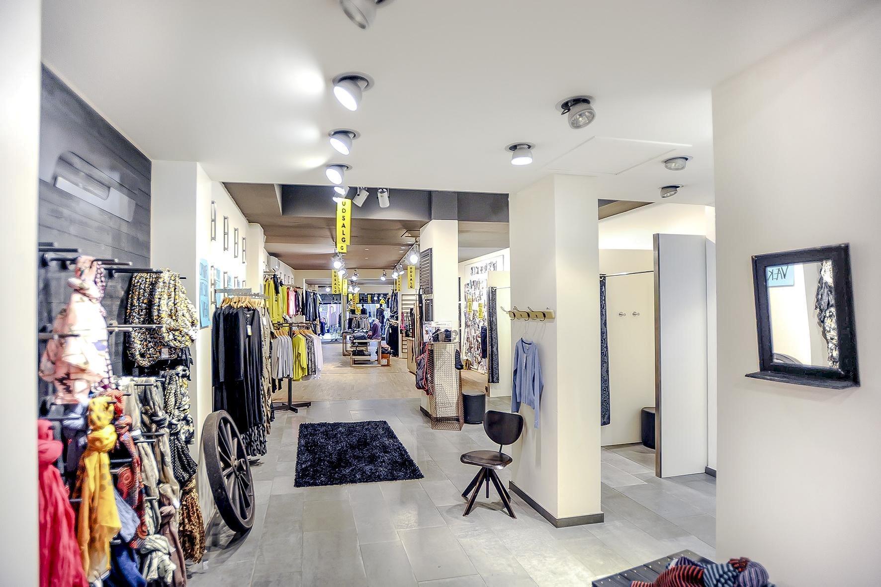 Bolig/erhverv på Perlegade i Sønderborg - Butikslokale