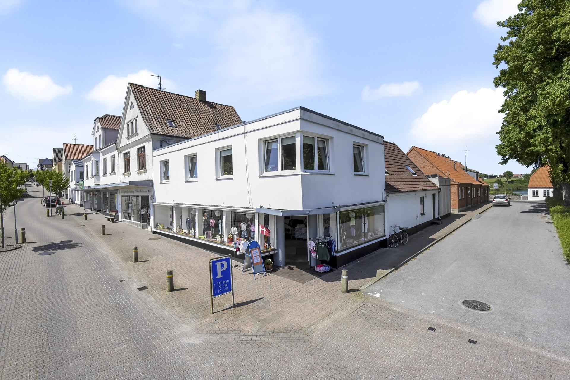 Bolig/erhverv på Ridepladsen i Nordborg - Andet