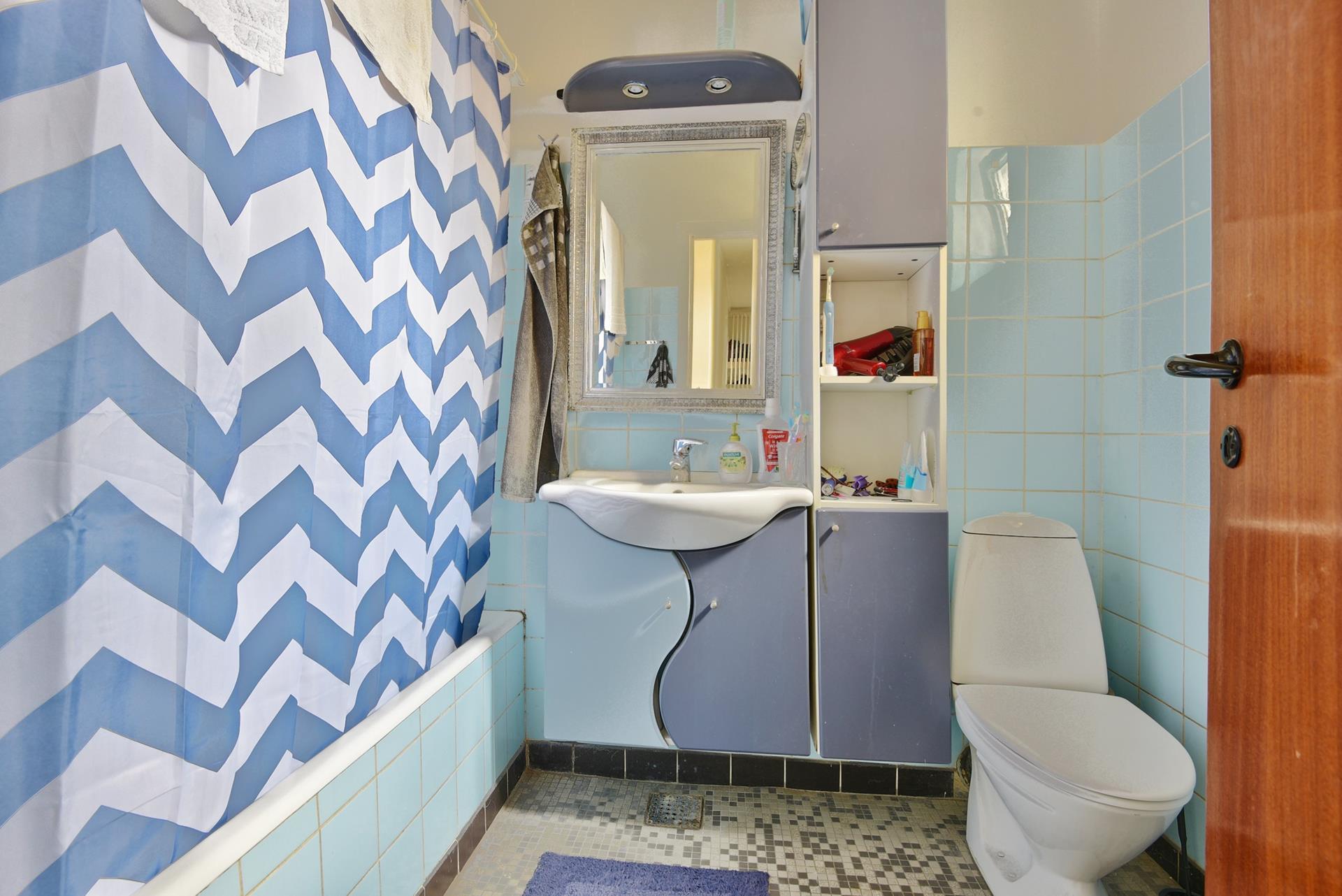 Bolig/erhverv på Nygade i Gråsten - Badeværelse